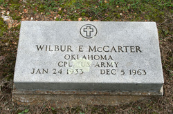 Corp Wilbur E McCarter