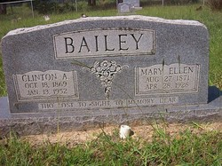 Mary Ellen Nora <I>Hawkins</I> Bailey