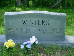 "Elizabeth ""Liza"" <I>Shell</I> Winters"
