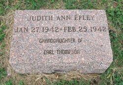 Judith Ann Epley