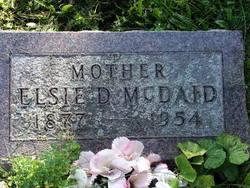 Elsie D. McDaid