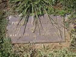 PFC Phillip Lee Alley, Sr