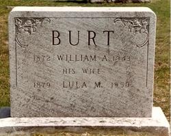 Lula Mable <I>Seely</I> Burt