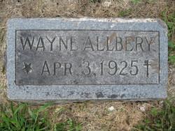 Wayne Allbery