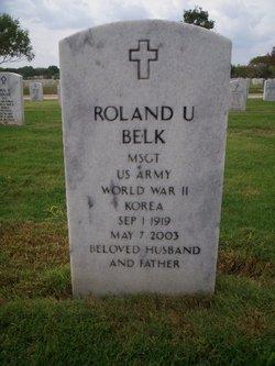 Roland U. Belk