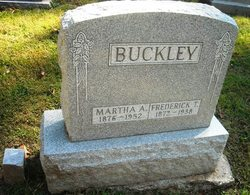 Frederick Thompson Buckley