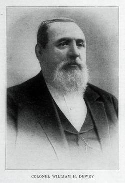 Col William H. Dewey