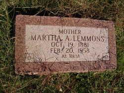 Martha A. Lemmons