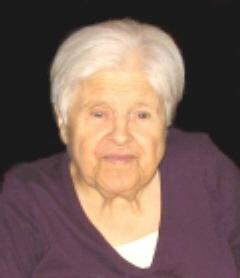 June Elaine <I>Helstrom</I> Lash