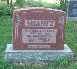Ella <I>Shantz</I> Shantz