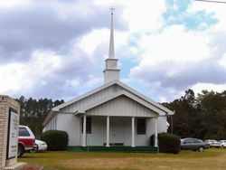 Holly Hill First Pentecostal Holiness Church