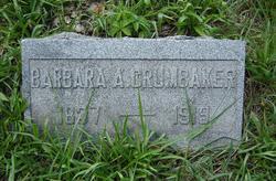 Barbara A. <I>Harpster</I> Crumbaker
