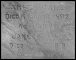 Arden Taylor Dale