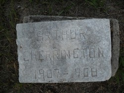 Arthur Cherrington