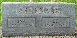 Ina Evelyn <I>Young</I> Arcenaux