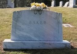 Nellie <I>Hayes</I> Baker