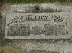 Willard Reed Halliday