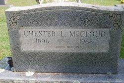 Chester Loren McCloud Sr.