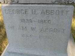 Hiram W Abbott