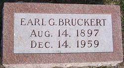 Earl Gustav Bruckert