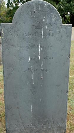 Abel Webster