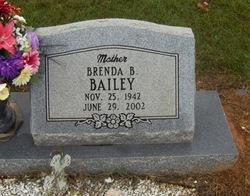 Brenda <I>Bridwell</I> Bailey