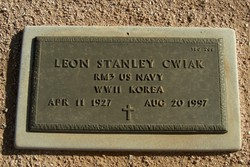 Leon Stanley Cwiak