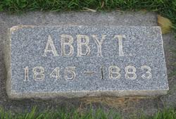Abigail <I>Thorne</I> Robertson