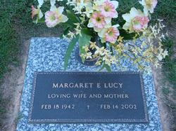 Margaret Edwards Lucy