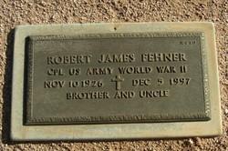 Robert James Fehner