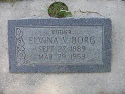 Elvina V Borg