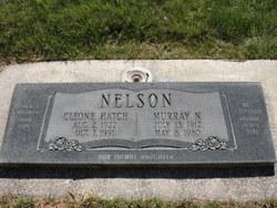 Cleone <I>Hatch</I> Nelson