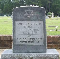 Sorella <I>Melzer</I> Berger