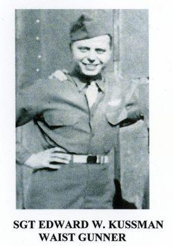 Sgt Edward William Kussman