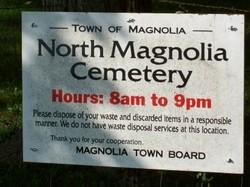 North Magnolia Cemetery