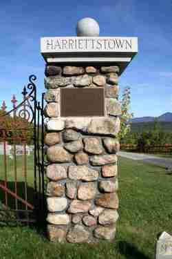 Harrietstown Cemetery