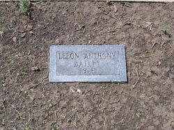 Leeon Anthony Bailey
