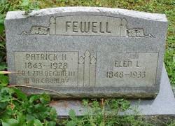 Patrick H Fewell