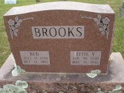 """Arguile """"Bud"""" Brooks"""
