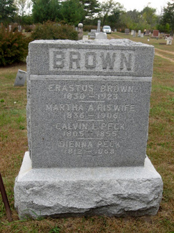 Erastus Brown
