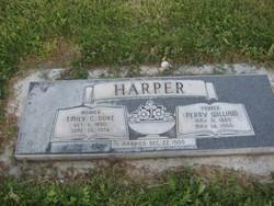 Perry William Harper