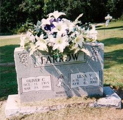 Lena Viola <I>McClard</I> Farrow