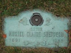 Muriel Claire Shepperd