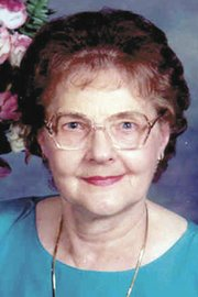 """Elizabeth Margaret """"Betty"""" <I>Reinartz</I> Jensen"""