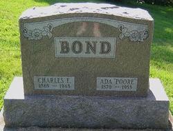 Ada <I>Poore</I> Bond