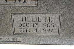 Tillie H. <I>Henze</I> Adam