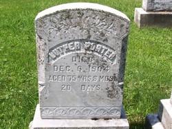 Luther Porter Jr.