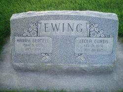 Leola <I>Curtis</I> Ewing