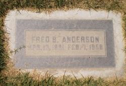 Fred Benjamin Anderson