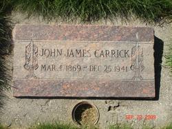 John James Carrick